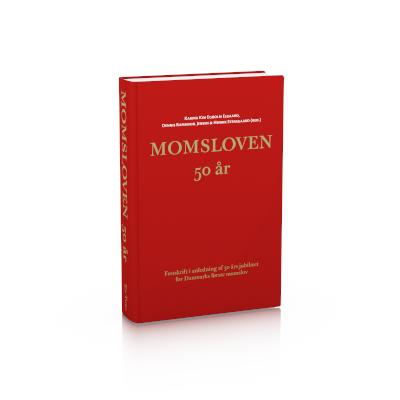Momsloven 50 år – festskrift i anledning af 50 års jubilæet for Danmarks første momslov