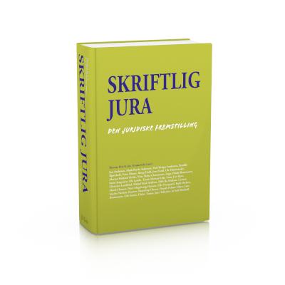 Skriftlig jura – den juridiske fremstilling, 2. udgave