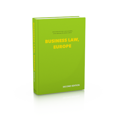 Business Law, Europe, 2. udgave