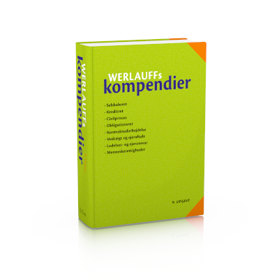 WERLAUFFs kompendier, 4. udgave