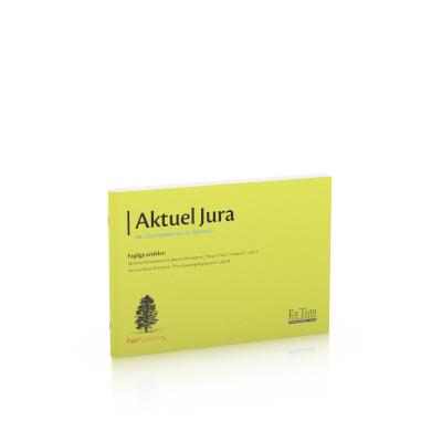 Aktuel Jura 2017/18. Forlagets seneste brochure